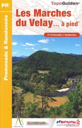 A pied en Marches du Velay 9.50€